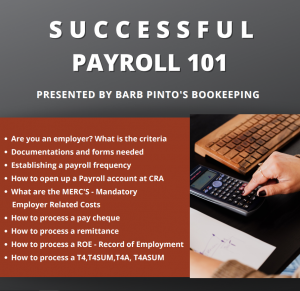 Rural Action Centre - Successful Payroll 101